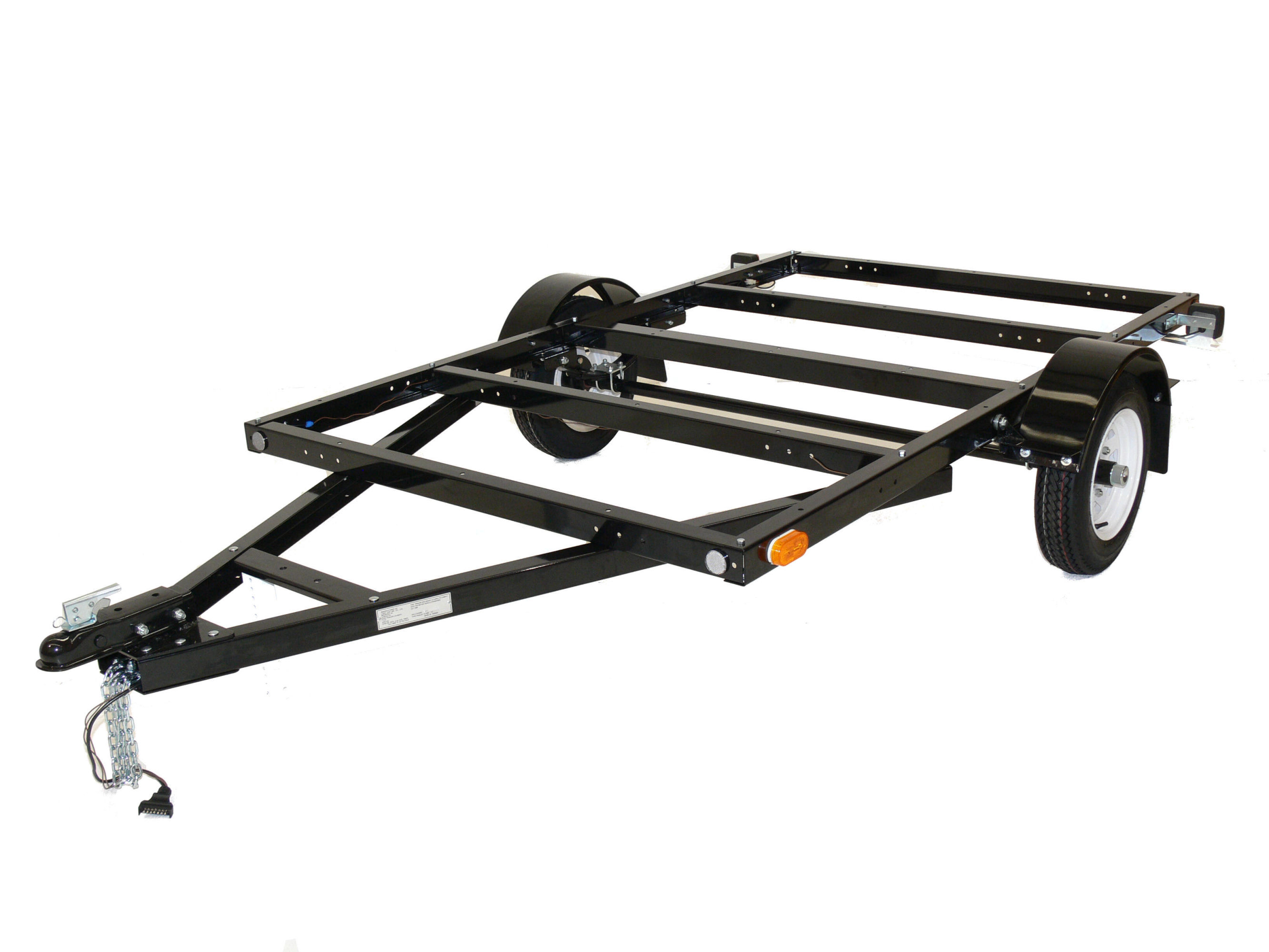 Heavy Duty Trailer Chassis Kit Perfect Trailer Kit For
