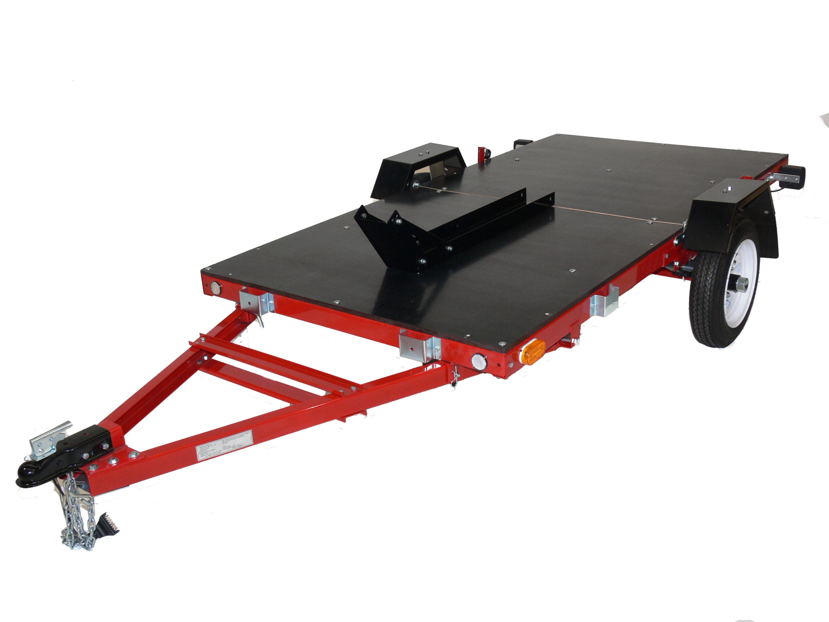 Foldable Motorcycle Trailers Fold Up Motorbike Trailers
